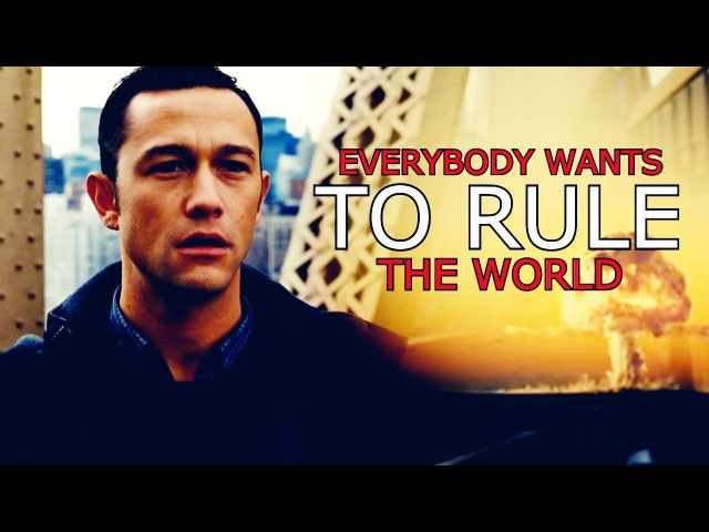 The Dark Knight Trilogy || Everybody Wants to Rule the World.