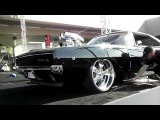 1968 Dodge Charger at the SEMA Show 2011
