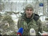 Борьба с черными лесорубами в Бабушкинском районе