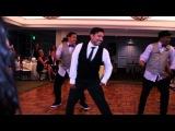 Best Groomsmen Dance Ever!!! - Love Never Felt So Good (Gustavo Vargas)