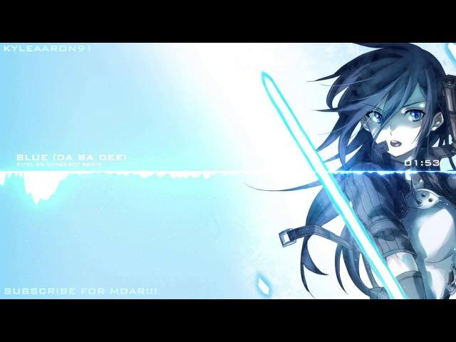 [HD] Nightcore - Blue (Da Ba Dee)