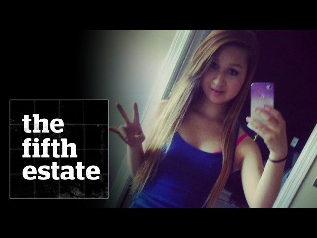 Stalking Amanda Todd The Man in the Shadows The Fifth Estate