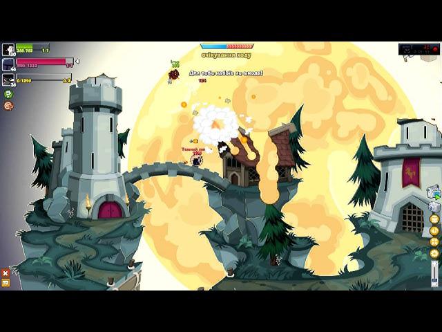 Тёмный Рыцарь Прохождение босса Вормикс 2015