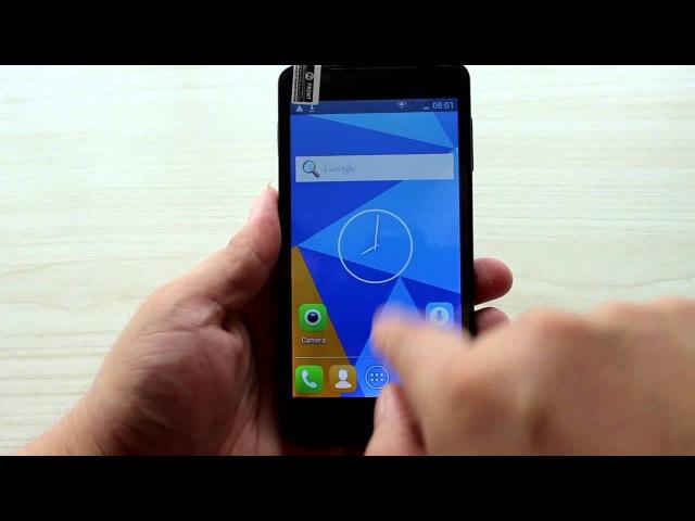 В НАЯВНОСТІ DOOGEE MINT DG330,ультра тонкий 6.5mm, екран 5 дюймів, Android 4.2, процесор MTK6582 Quad Core 1.3GHz, 1GB4GB Ціна 2000 грн.