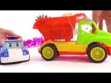 Детские песни - Грузовичок и подарки - Новогодняя песенка