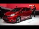 Большой тест драйв Ford Fusion vs Nissan Note vs Mitsubishi Colt ©
