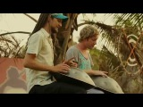 Sams Dance The Hang Drum Project Daniel Waples &amp James Winstanley filmed in rural India HD