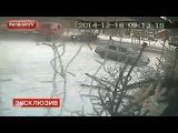 Страшное ДТП под Курганом. Три человека погибли. 16.12.2014