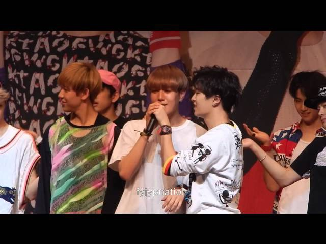 [FANCAM] 150725 GOT7 'Just Right' Crazy Ver.