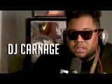 DJ Carnage learns who P.M. Dawn is, talks legends + addresses Riot in Texas!