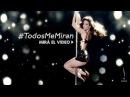 Natalia Oreiro Todos me miran by Sedal