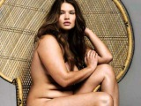 The most beautiful plus size model is Tara Lynn . She is big and beautiful.