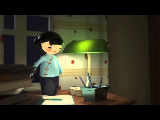 CGI 3D Animated Short The Easy Life - by Jiaqi Xiong