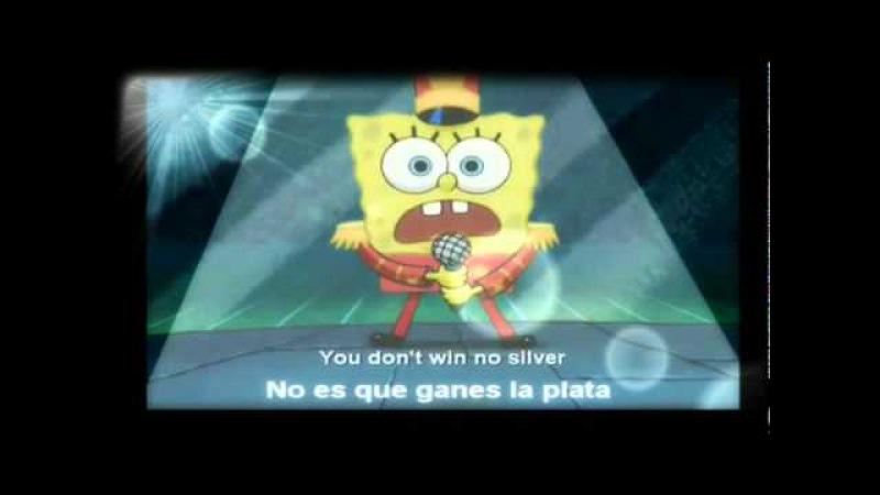 Sweet victory subtitulada ( Version original Bob esponja)