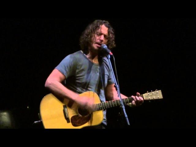 One (U2 Music with Metallica Lyrics) Chris Cornell@Santander Arts Center Reading, PA 112213