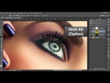 Penetrating glance. Enhance eyes in Photoshop Photoshop Addict
