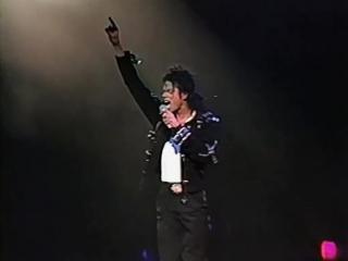 Michael Jackson - Bad Tour live in London, England, Wembley Stadium, (16 July 1988) Concert 720