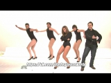 Beyoncé, Justin Timberlake ft. The Lonely Island - Single Ladies Parody (русские субтитры)