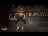 Kaelynn KK Harris || FRONTROW || World of Dance Vancouver 2015 #WODVAN2015