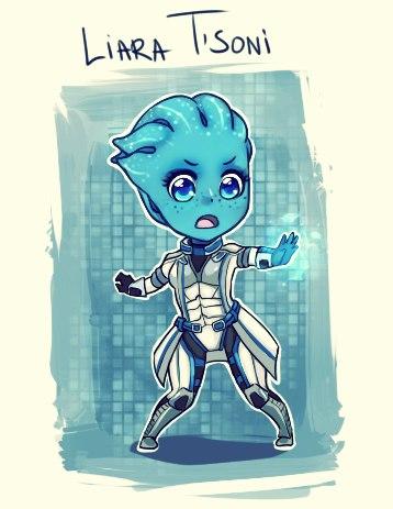 Asari  (Shepard)