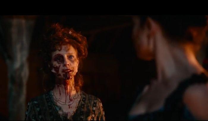 Гордость, предубеждение и зомби (видео)