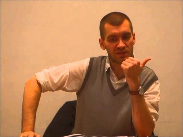 Семинар Дмитрия Хаустова - философия Жака Деррида (2-е занятие)