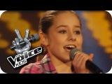 Lena Meyer Landrut - Satellite (Olivia) | The Voice Kids 2013 | Blind Audition | SAT.1