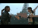 Metal Gear Solid V The Phantom Pain: All Quiet's Scenes Ending(PS4/1080p)
