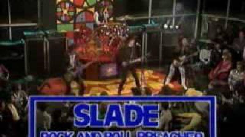 Slade - Rock'N'Roll preacher