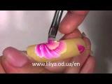 Рисунки на ногтях акриловыми красками, все преимущества и недостатки, схемы