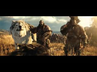 WARCRAFT Official Movie Trailer HD 2016 трейлер варкрафт на Русском языке