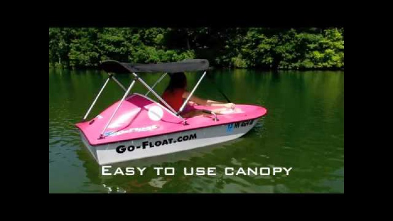 Go-Float Electric Boats