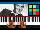 How To Play Fly Me To The Moon Piano Piano Tutorial (Frank Sinatra)