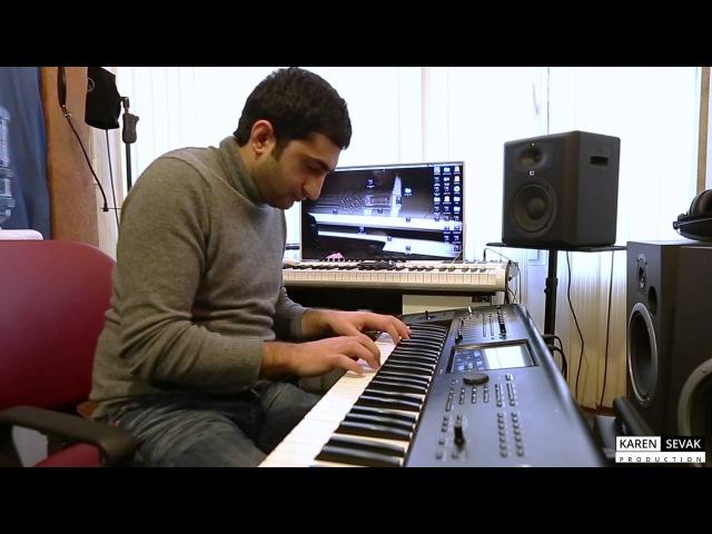 Karen Sevak - Tonacar Jan [Improvisation by Sevak Melqonyan]