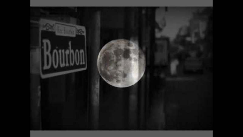 Moon over Bourbon street Sting