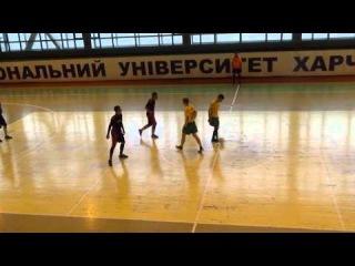 Кубок ректора з футзалу 2015 (ГРТБ – ЕН) 2 гра