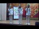 """Шоу-группа """"Справжні дівчата"""" НСЭВ """"Соняшник"""" (г. Миргород) - """"Маці-зямля"""""""