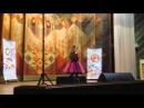 """Дышлевая Элеонора (солистка НСЭВ """"Соняшник"""", г. Миргород - """"Современная девчонка"""""""