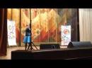 """Дышлевая Элеонора (солистка НСЭВ """"Соняшник"""", г. Миргород - """"Джазовий дощик"""""""