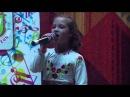 "Анастасия Гармаш (солистка НСЭВ ""Соняшник"", г. Миргород) - ""Ружа дівчинка"""