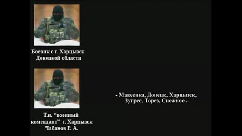 СБУ Аудіодоказ 300 Кадировців на Донбасі вчиняють БЕСПРЕДЕЛ