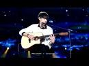 찬열 Special stage Người ấy @ 150328 Musicbank in Hanoi