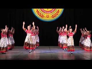 Танец Белгородской области «Ой, ниточка-тоненькая»