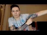 Мои татуировки с первой до последней!) 18+