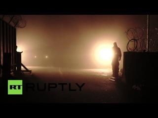 Хорватия: Венгрия изолирует его Хорватской границы беженцам.