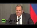 Россия: Посольство России обстрел в Сирии