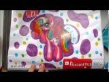 Мои новинки- LPS, рисунки поняш, а так же- как я рисую пони! #1