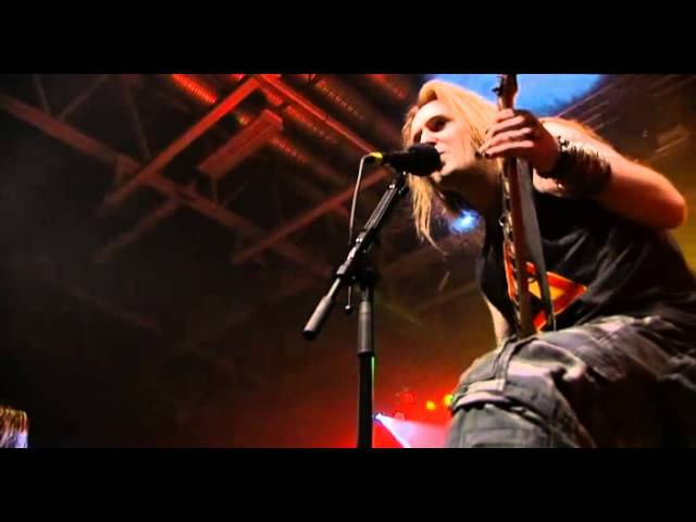 Children of Bodom In Your Face LIVE in Stockholm