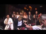 Дольф Лунгрен исполняет песню Элвиса Пресли