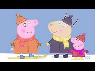 Свинка Пеппа Українською | 4 сезон 47,49,50 серії